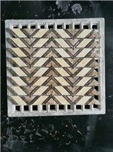Basketwave Mosaic Pattern,Mosaic Factory Sales