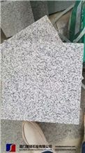 Thin New Jiangxi Cheap Grey White Granite G603 Slabs&Tiles,Best Price