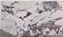 Calacatta Viola, Marble, White Bakground, Purple Veins, Turkish Marble