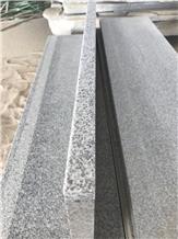G603 Stair China Grey Granite with Antislip Line