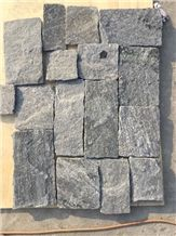 Mesh Backed Pavers Cube Stone Walkway Pavers Castle Villa Paver Stone