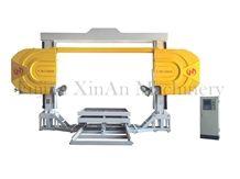 Automatic Granite Marble Diamond Multi Wire Saw Machine