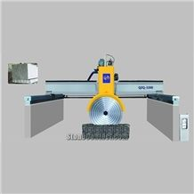 Marble Bridge Cutter,Multi Disk Cross Cutter for Granite Block and Slab Cutting,Stone Cutting Machinery , Bridge Multiblade Block Cutter