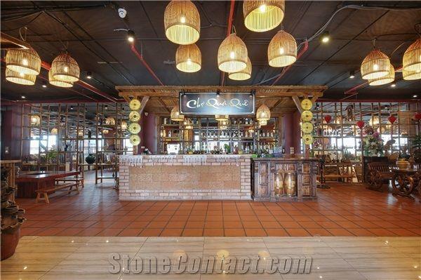 Wholesale Floor Tiles Red Clay Floor Tiles Terracotta Floor