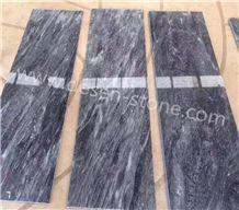 Aliveri Bluegrey Select/Greece Evvoia Grey Marble Stone Slabs&Tiles