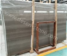Cafe Brown/Wooden Brown/Vienna Wood Grain Marble Stone Slabs&Tiles