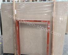 Karamanli Beji/Victory Cloudy/Invory White Marble Stone Slabs&Tiles