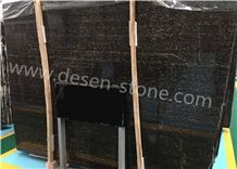 Portopo Gold/Rolan Golden/Vendome Noir Marble Stone Slabs&Tiles Floor