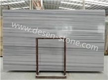 White Marble Brown Veins/Striato Olympic Marble Stone Slabs&Tiles