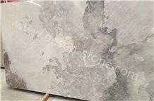 Yabo Grey/Yabo Semi White/Vatican Ashes Gray Marble Stone Slabs&Tiles