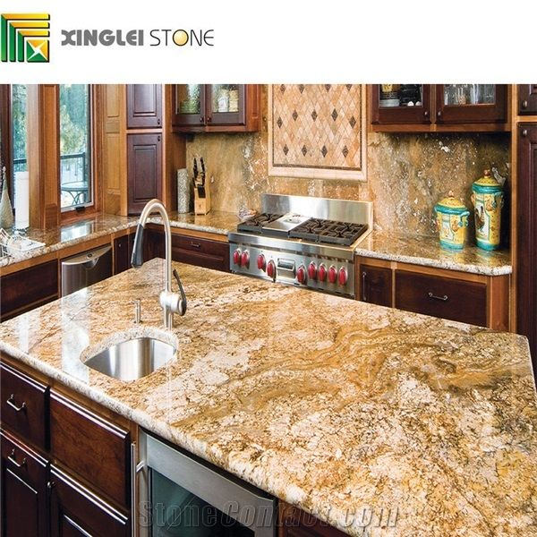 Amarelo Speratus Granite Brazil Yellow