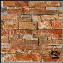 Cultured Stone Mp014z Slate Block for Walling