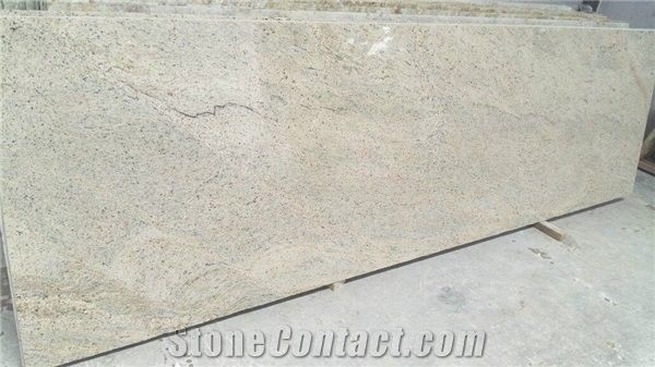Ivory White Granite Slabs From India