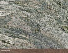Imperial Green Granite Slabs, Verde Imperial Granite