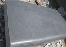G684 Fuding Black Basalt, Pearl Black Pool Coping Tile Pavers