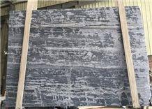 Persian Wave Ash, Spray Gray, Marble Tiles & Slabs, Iran Grey Marble