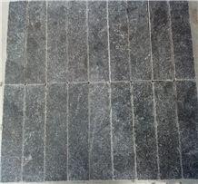 Shandong Jining Blue Stone,Leiyanstone,Tumbled Tiles,Natural,China