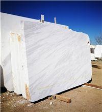 Volakas Marble Slabs, Greece White Marble