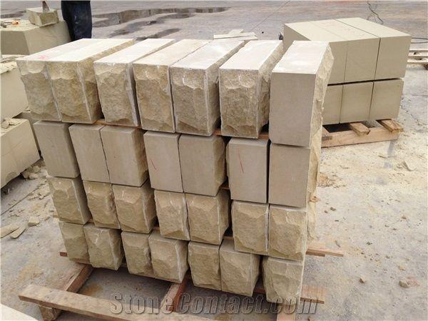 Mushroom Yellow Sandstone Building Stones And Garden Wall Stone