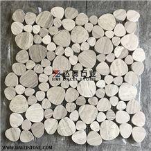 Various Design Marble Wall Floor Hexagon Mosaic Bricks on Sale