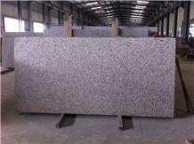 Cheap Tiger Skin White Granite Slab for Kitchen