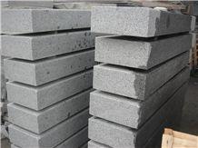Dark Grey Granite (G654) Kerbstone Pavingstone