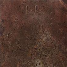 Crater Travertine Brown Peru Slabs Tiles