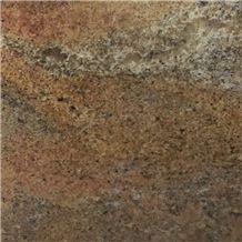 Juparana Arandis Granite Slabs Tiles Yellow