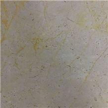 Kuzda Beige Limestone Slabs Tiles