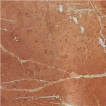 Quipar Claro Red Marble Slabs Tiles Spain