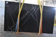Toros Black Marble Slabs & Tiles