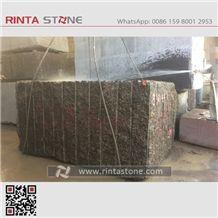 Baltic Brown Granite Coffee Red Diamond Stone Ed Bb Sd Quarry Blocks