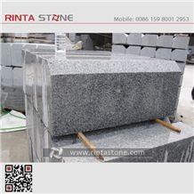 G603 Granite Crystal White Padang Light Kerbstone Road Edge Stone