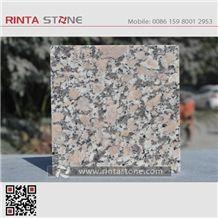 G736 Granite-Lihua Yellow Nanhua Granite Small Big Flower