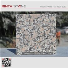 G736 Lihua Yellow Nanhua Granite Small Big Flower