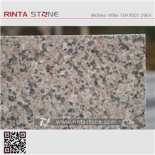 New Pink Rosa Granite Natural Peach Stone
