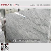 Oritental White Marble China Natural Grey Veins Stone