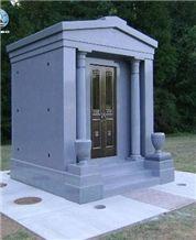 G633 Granite Mausoleum