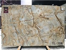 Carpe Diem / Brazil High Quality Yellow Quartzite Tiles & Slabs