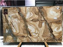 Espinella Gold / Brazil Imported Brown Quartzite Tiles & Slabs