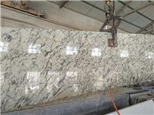 Polished White Orion Granite Slabs&Tiles Granite Flooring
