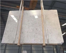 Oman Delicate Beige Marble Slab and Tiles