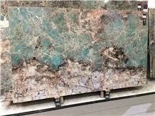 Labdar Amazonite Granite Slabs