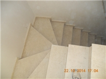 Vratza Limestone Stairs
