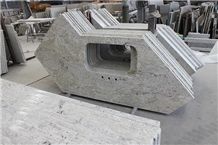 River White New India Granite Countertops
