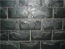 Lai Chau Slate Mushroom Wall Cladding Tiles Stone