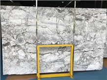 Marble Horizon Grey Polished Slabs Tiles Blocks