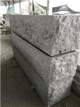 Chinese Natural Grey Granite Stone Bench