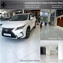 Micro Crystal Stone Tiles Walls & Floors