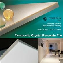 Walls & Floors,Composite Crystal Porcelain Tile